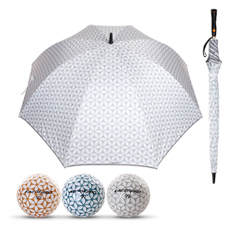 KAEDE 골프 선풍기 우산