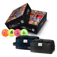 캘러웨이 파우치+골프볼